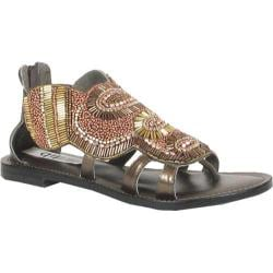 Women's Diba A Peel Bronze Leather