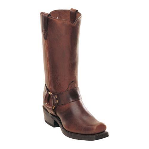Men's Durango Boot DB514 11 Brown Frontier Leather Harness