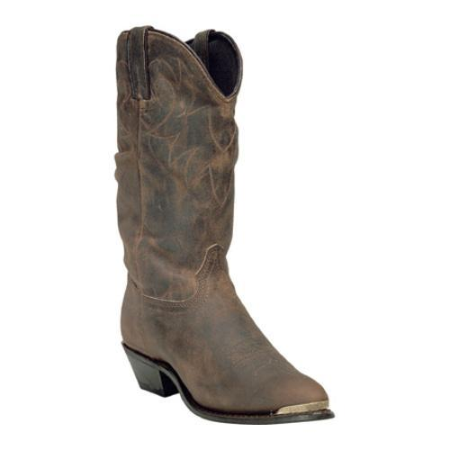 Women's Durango Boot RD542 11 Tan Distress Leather