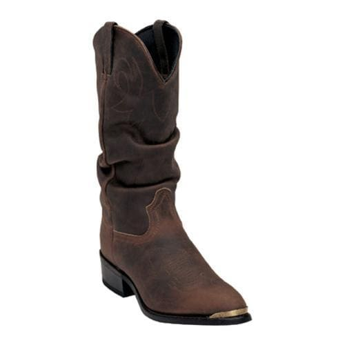 Men's Durango Boot SW542 12 Tan Distress Leather