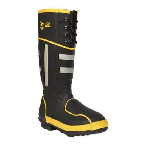 Men's Georgia Boot GR610 Miner's Boot Black