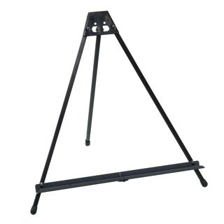Studio Designs Black Light Weight Folding Easel