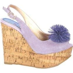 Women's Luichiny Man Hunt Lilac Suede
