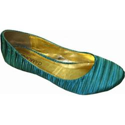 Women's Nomad Satin Teal