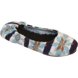 Women's Nomad Snug Blue Multi