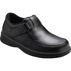 Men's Orthofeet 517 Black Leather