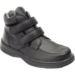 Men's Orthofeet 581 Black Leather