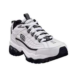 Men's Skechers Energy After Burn White/Navy