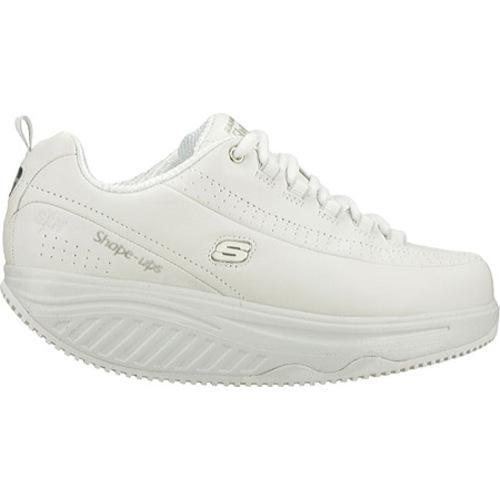 Women's Skechers Shape Ups SR White