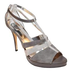 Women's Takera Shoes Asjha Grey/Silver Suede