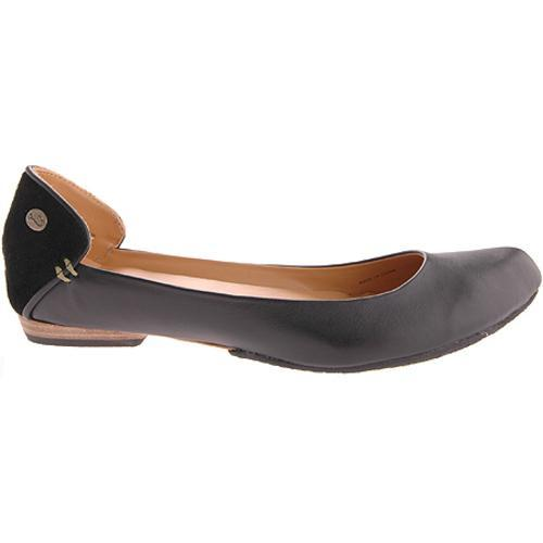 Women's Terra Plana Grass Black