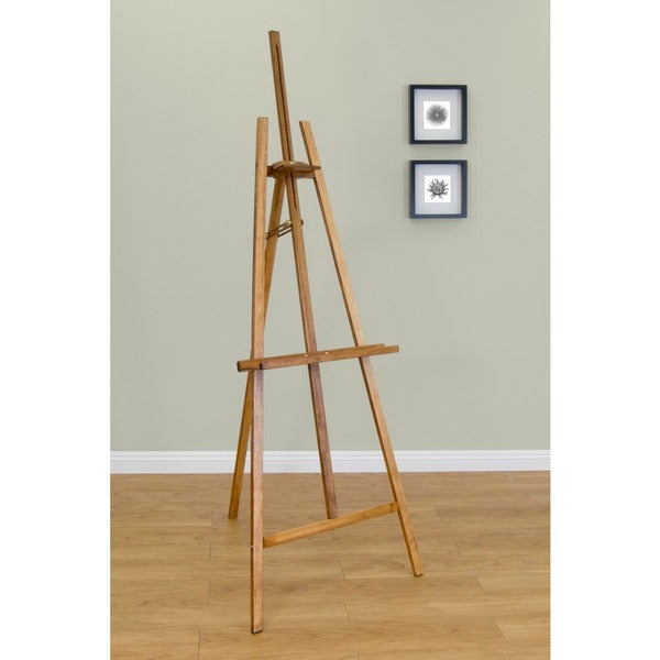Studio Designs Museum Easel II Natural - Adjustable Height and Angle