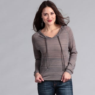 Institute Liberal Grey pullover hoddie