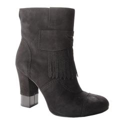 Women's BCBGirls Inkies Black Suede