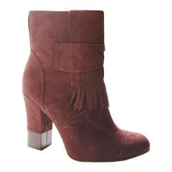 Women's BCBGirls Inkies Oak Brown Suede