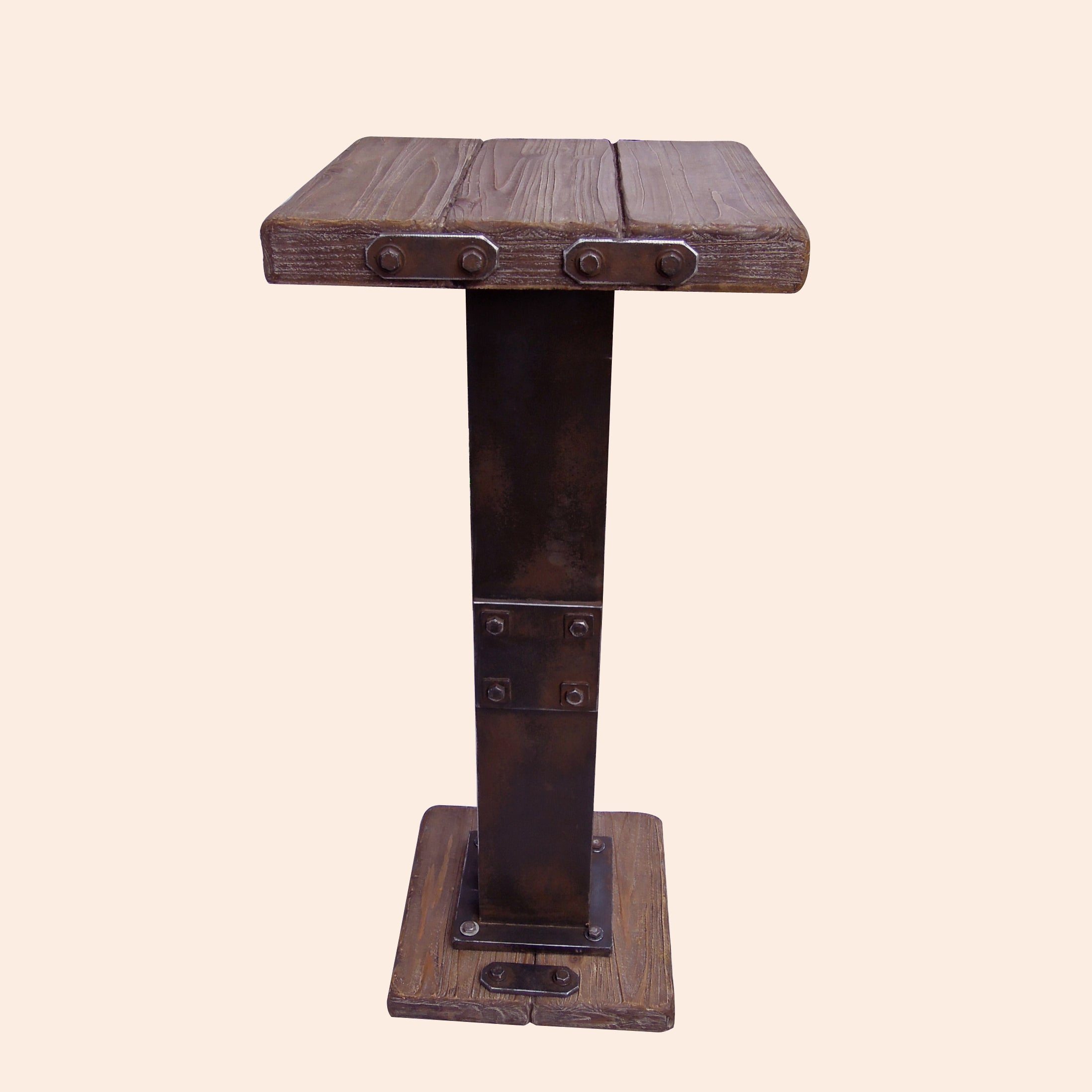 Rustic Forge Bar-height Square Bistro Table at Sears.com