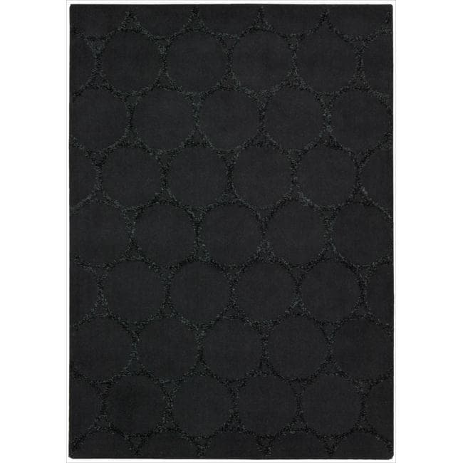 Joseph Abboud by Nourison Monterey Charcoal Rug (3'6 x 5'6)