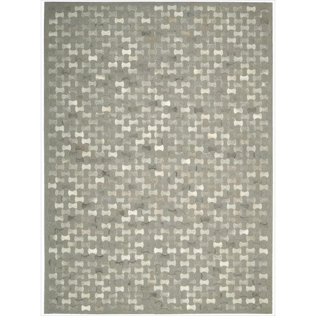 Joseph Abboud by Nourison Chicago Grey Rug (8' x 11')