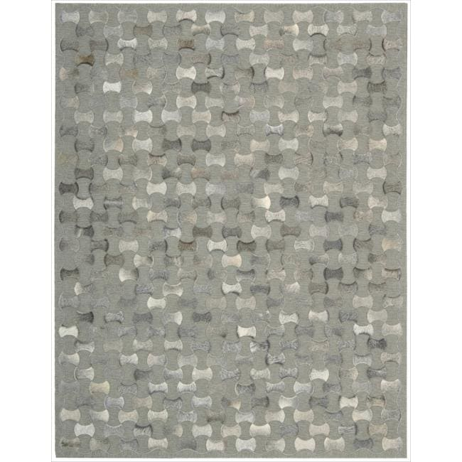 Joseph Abboud by Nourison Chicago Grey Rug (3'6 x 5'6)