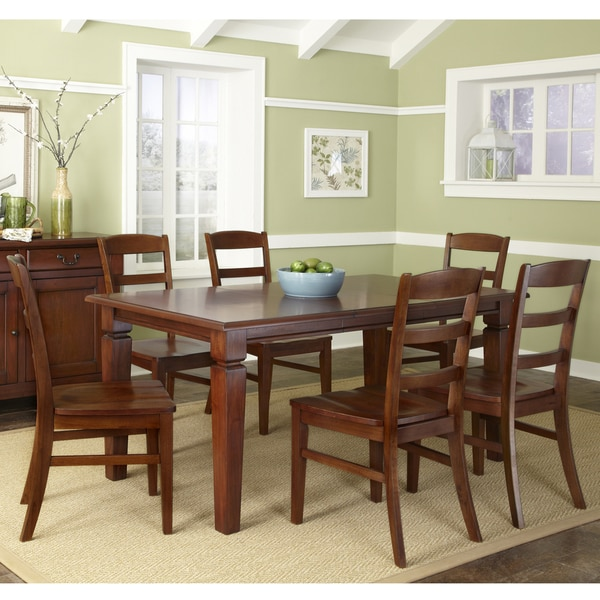 The Aspen Collection 7-piece Dining Set