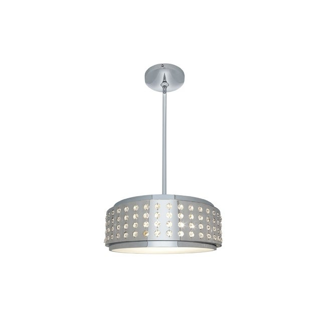Access Aura 2-light Chrome 22-inch Pendant Fixture