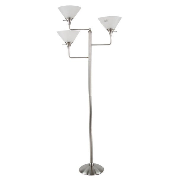 Milo 3-light Floor Lamp