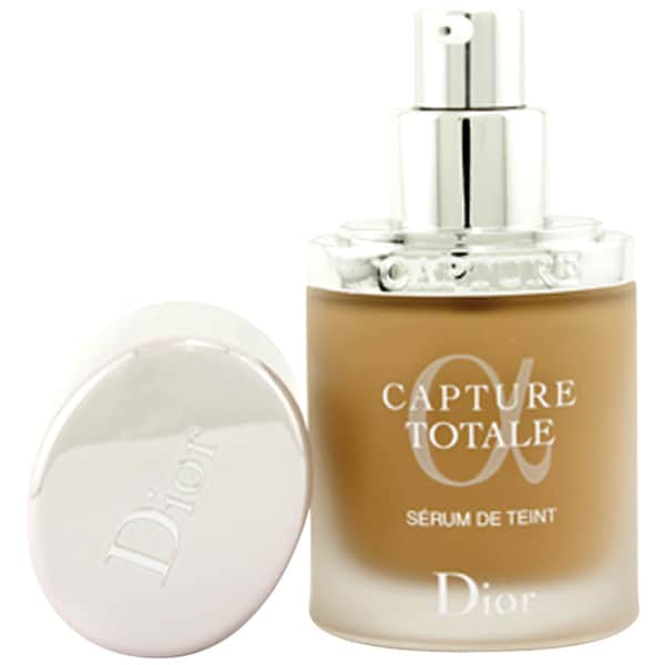 Dior Capture Totale 'Beige Abricot' Radiance Restoring Serum Foundation