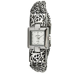 Peugeot Women's Antique Three Strand Chain Watch