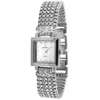 Peugeot Women's Antique Five Strand Chain Watch