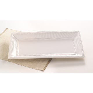Classic Italian 18-inch Rectangle Serving Platter