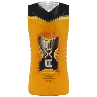 AXE Men's Scented 12-ounce Snake Peel Shower Scrub with Cactus Oil