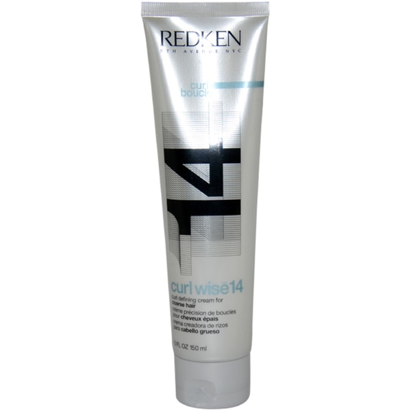 Redken Curl Wise 14 Curl Defining 5-ounce Cream