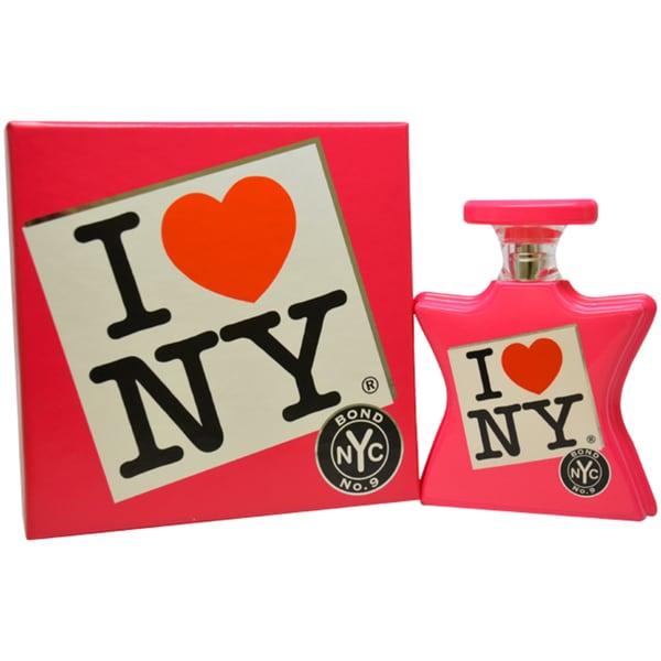 Bond No. 9 I Love New York Women's 3.3-ounce Eau de Parfum Spray
