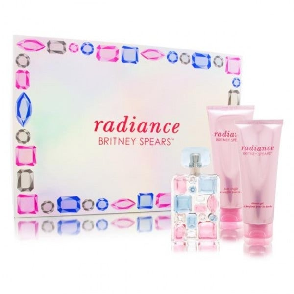 Britney Spears Radiance Women's 3-piece Gift Set