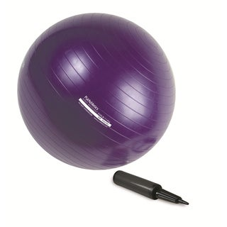PurAthletics Exercise Ball 55 cm