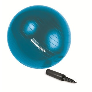 PurAthletics Exercise Ball 65 cm