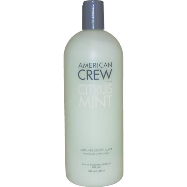 American Crew Citrus Mint Cooling 33.8-ounce Conditioner