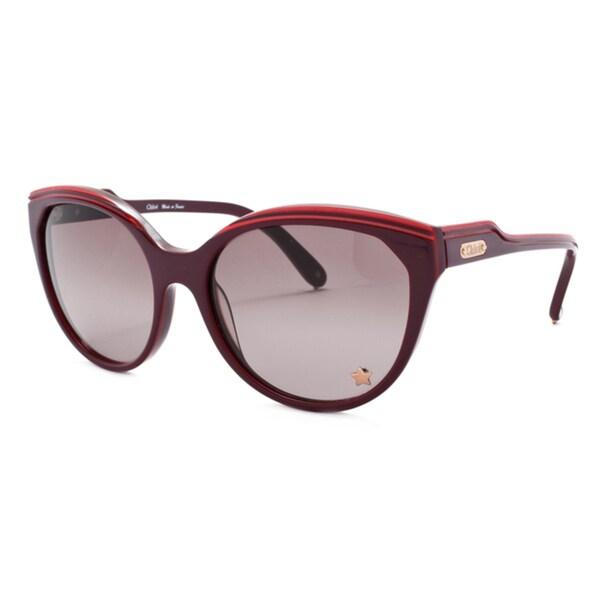 Chloe Women's Retro Sunglasses Eyewear