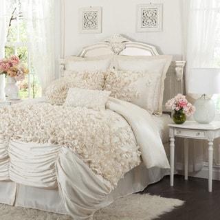 L'Amour Eternel Lucia 4-piece Contemporary Comforter Set