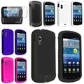 BasAcc Crystal/ Rubber Cases/ Protector for Samsung Stratosphere i405