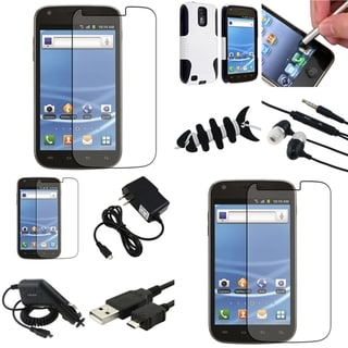 BasAcc Hybrid Case/Screen Protector/Stylus for Samsung Galaxy S2 T989