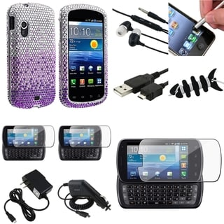 BasAcc Case/ Screen Protector/ Stylus for Samsung� Stratosphere i405