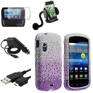 BasAcc Case/ Screen Protector/ Mount for Samsung� Stratosphere i405