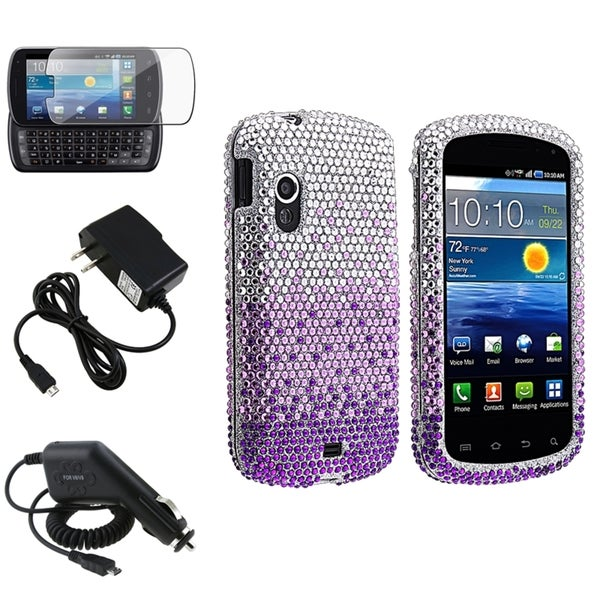 BasAcc Case/ Screen Protector/ Chargers for Samsung© Stratosphere i405