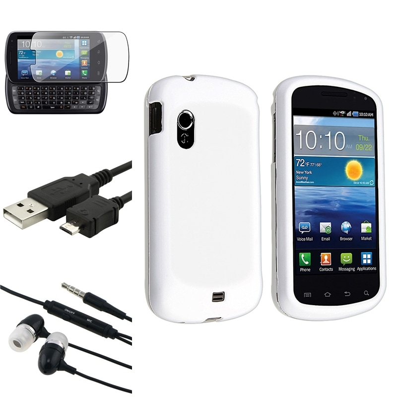 BasAcc Case/ Screen Protector/ Headset for Samsung Stratosphere i405