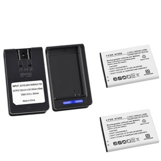 BasAcc Li-Ion Battery/ Desktop Charger for Samsung� Galaxy Note N7000