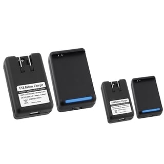 INSTEN Battery Charger for Samsung Galaxy Note N7000 (Pack of 2)