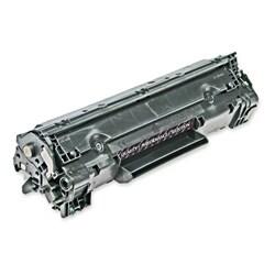 HP CB436A (HP 36A) Compatible Black Laser Toner Cartridge