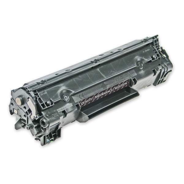 HP CB436A (HP 36A) Compatible Black Laser Toner Cartridge