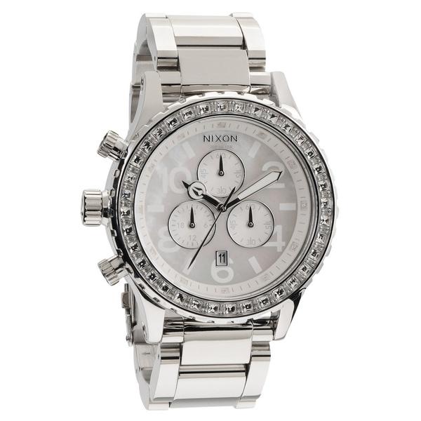 Nixon 42-20 Crystal Chronograph Watch